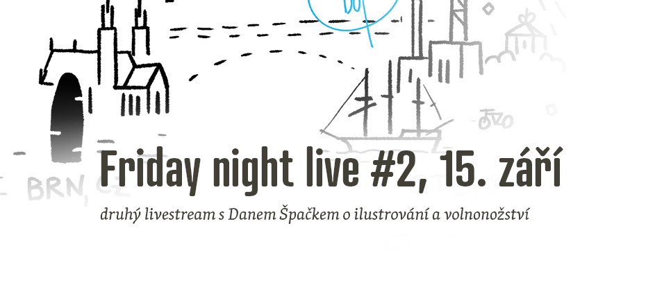 Friday night live #2, 15. září 2017